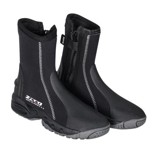 Mens 5mm Neoprene Wetsuit Boots Kayak Surf Sailing Diving Shoe Size UK 4-10