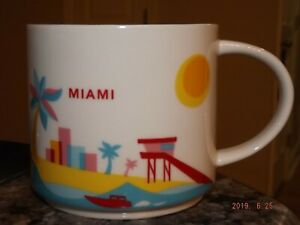 Coffee Collection You Here Cup Starbucks Are Mug Miami Details About 5SRjqcL4A3