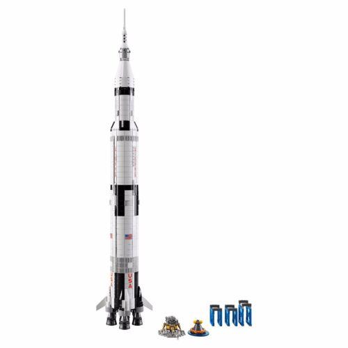 LEGO Ideas NASA Apollo Saturn V 21309 Brand New /& In Hand To Ship