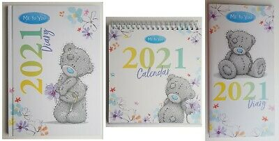 ME TO YOU TATTY TEDDY 2021 DIARY - 2021 DESK CALENDAR ...