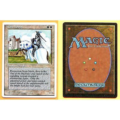 White Knight (Summer Magic (Edgar)) MTG *CCGHouse* Magic