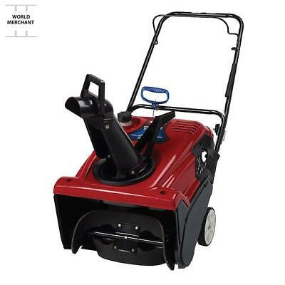 Toro Gas Snow Blower Single Stage 212cc Engine For Sale Online Ebay