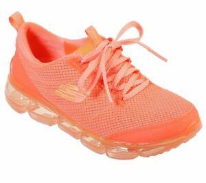 Details zu Skechers Sport Womens SKECH AIR 92 SIGNIFICANCE Sneakers Damen Schuhe Orange