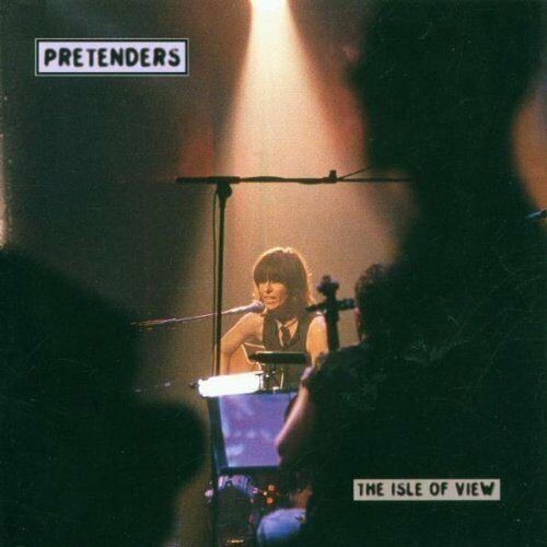 Pretenders + CD + Isle of view (1995)
