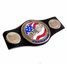 WWF WWE TNA Wrestling  RARE US CHAMPION BELT roleplay costume cosplay accessory