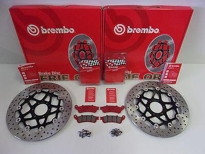 original Bremsscheiben Bremse vorne Brembo Bremsbeläge Honda GL 1500 Goldwing