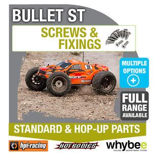 HPI-BULLET-ST-Screws-amp-Fixings-Genuine-HPi-Racing-R-C-Standard-amp-Hop-Up-Parts
