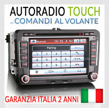 "AUTORADIO 7"" Navi VW GOLF 5 6 GTI,NewBeetle,Passat,Tiguan,Touran,Scirocco,Bora"
