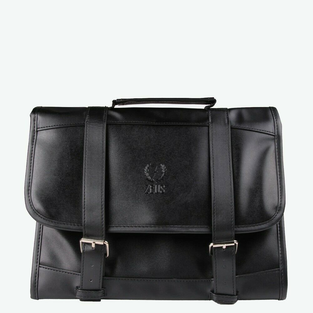 Zeus Genuine Leather Hanging Dopp Bag, Personal Items For Grooming And Travel