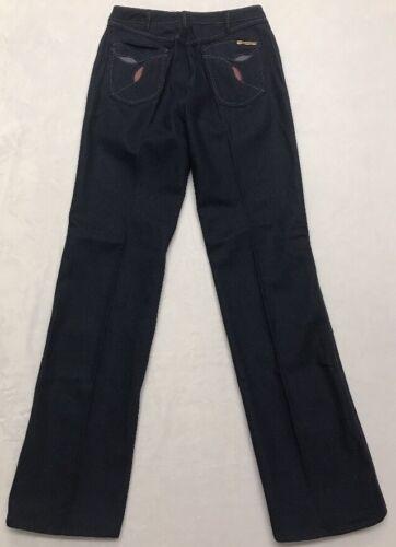 RARE Vintage 70s Jeans Deadstock Wide Leg High Wai