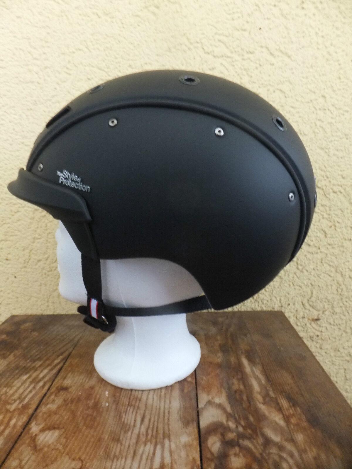 nuevos  casco Champ -  6 negro reithelm con sello vg1.01  marca