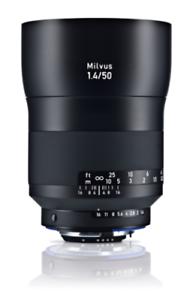 EX-DEMO-Zeiss-Milvus-50mm-F-1-4-ZF-2-lens-for-Nikon