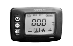 Groove 2 pantalla LCD 28 pulgadas