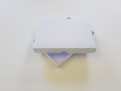Gift Boxes White Boxboard 25 x A4 Greeting Card Boxes Free Delivery
