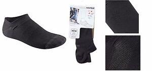 Raisonnable Exclusif Respirant Chaussettes Hommes, Sneaker-chaussettes, Eu:47-50, Noir-, Eu:47-50, Schwarz