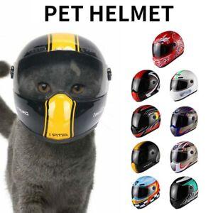 New Mini Helmet Toy Motorcycle Electric Car Accessories Pet Toy Helmet Uk Ebay