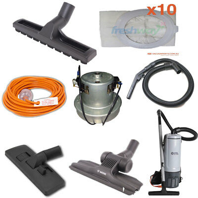 Bags Hose Filters NILFISK GD5 Vacuum Cleaner Parts /& Accessories Lead Rods