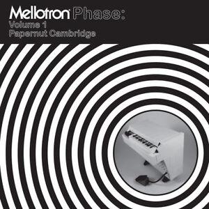PAPERNUT-CAMBRIDGE-Mellotron-Phase-Volume-1-vinyl-10-034-MP3-NEW-lounge-library