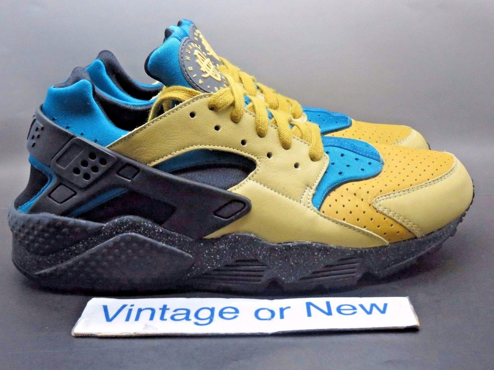 Men's Nike Air Huarache ACG Pack Mowabb Tropical Teal Running shoes 2007 sz 9