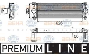 HELLA-Intercooler-radiador-admision-de-aire-8ML-376-756-121