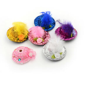 Round-bowler-doll-hat-caps-for-28-30cm-doll-clothes-accessories-M-amp-OE-Nz