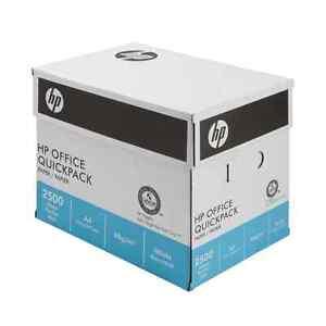 HP-UFFICIO-A4-80GSM-SEMPLICE-BIANCO-COPIARE-CARTA-QUICKPACK-25000-FOGLI-ES