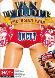 Van-Wilder-Freshman-Year-Uncut-Comedy-Kristin-Cavallari-NEW-DVD