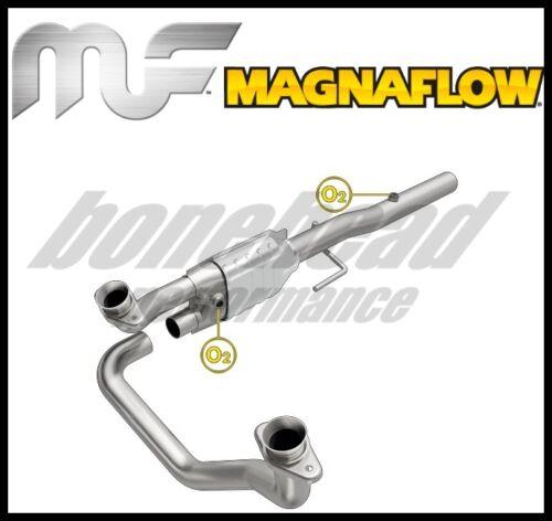 Direct-Fit Catalytic Converter 94-99 Dodge Ram 1500//2500//3500 Magnaflow 23285
