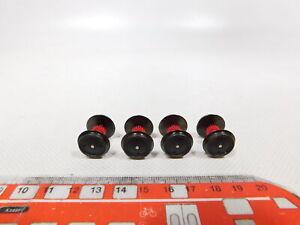 CL267-0-5-4x-Roco-H0-Dc-Roues-Avec-Dentee-Sans-Bague-Adhesive-Pour-Br-101