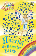 Harriet the Hamster Fairy (Rainbow Magic), By Daisy Meadows,in Used but Acceptab