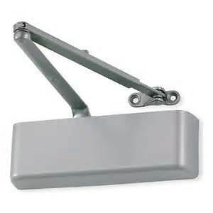 Lcn door closer 4011 aluminum ebay for 1461 lcn door closer