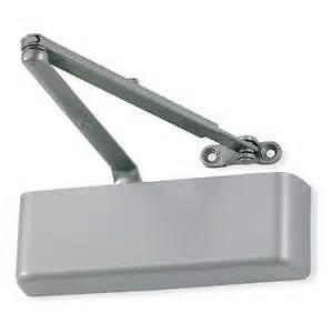 Lcn door closer 4011 aluminum ebay for 1461 lcn door closer