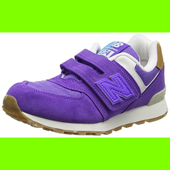 NEW BALANCE KV 574 EUY - JUNIOR VIOLA-29