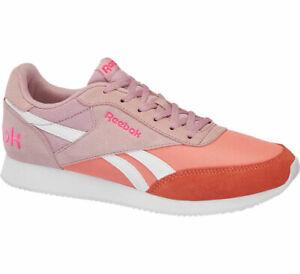 Details zu Reebok Damen Sneaker Royal CL Jogger 2 rosa Neu