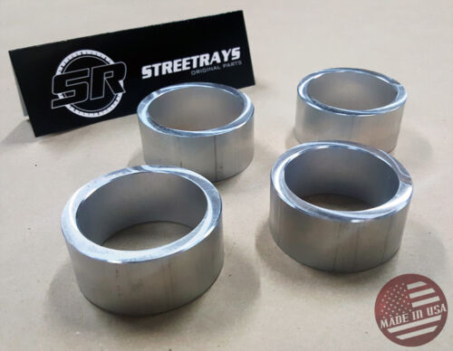 "StreetRays Kawasaki Brute Force 300 650 750 ATV Complete 2.5/"" Lift Spacer Kit"