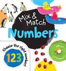 Mix and Match Numbers by Lake Press (Hardback, 2015)