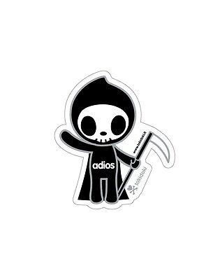 Tokidoki Adios Sticker