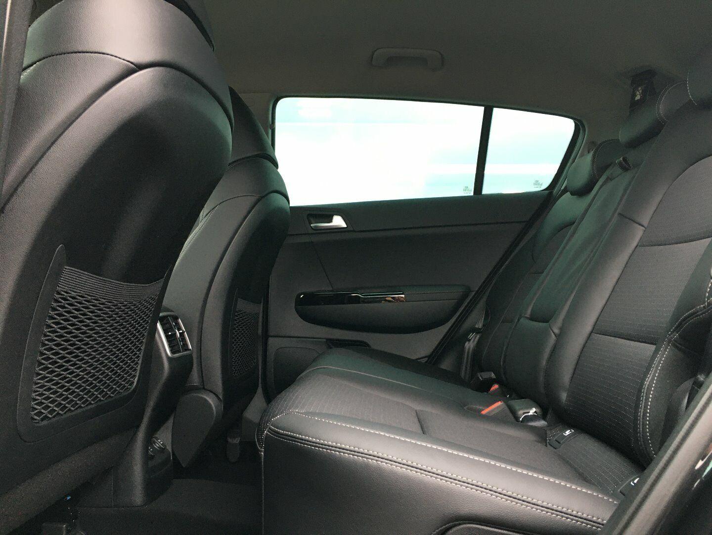 Kia Sportage 1,6 CRDi MHEV Comfort Edition DCT - billede 6