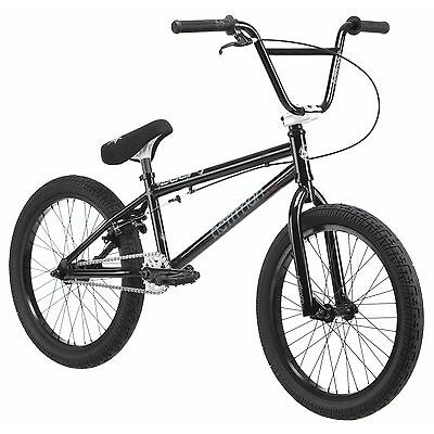 "20"" Hoffman BMX Freestyle Condor Bike,  Black"