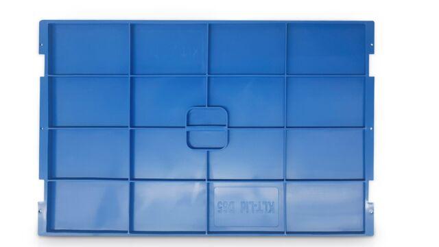 12x fabrikneue Deckel D65 für KLT 600x400, VDA4500