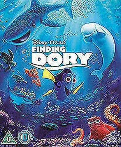 Finding Dory Blu-Ray Nuevo Blu-Ray (BUY0266001)