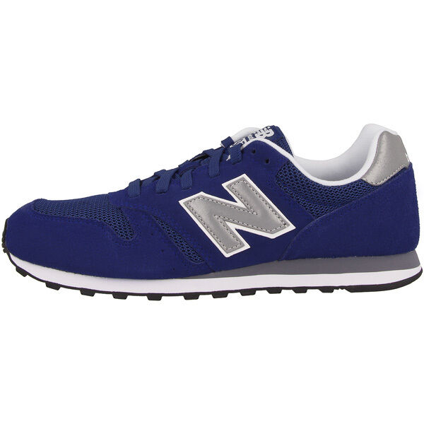 New Balance ML 373 BLU Schuhe blue silver ML373BLU Sneaker blau M373 410 574 554