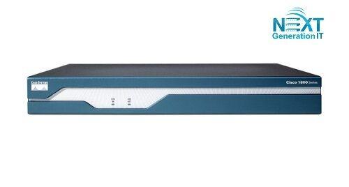 IP Base 64FL//256DR Cisco C1841-3G-S Router Bundle 1841 bundle w//HWIC-3G-CDMA-S
