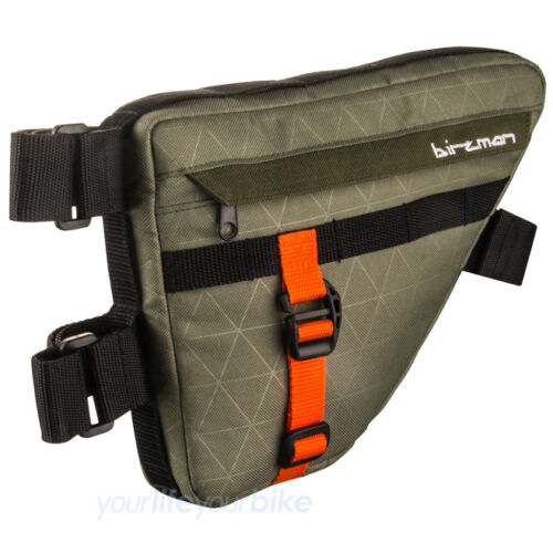 Birzman Satellite marco bolso 2,5l triángulo bicicleta radreise bike packing bolso