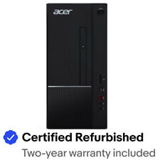 Acer TC Desktop Intel Core i5-9400 2.9GHz 8GB RAM 512GB SSD Windows 10 Home