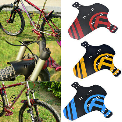 Pro 2pcs*MTB Mountain Bike Front Rear Wings Bicycle Fenders Mudguard Mud Guard