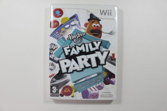 FAMILY PARTY NINTENDO Wii