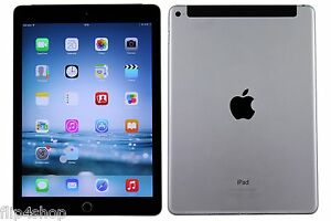 Apple-iPad-Air-2-Wi-Fi-Cellular-128GB-Spacegrau-9-7-034-Gebraucht-AKTION