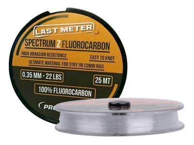 Angelschnur Vorfachschnur York Execute 100/% FLUOROCARBON 20m 0,17-0,50mm
