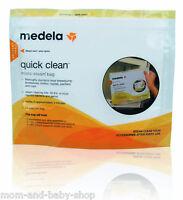 Medela Quick Clean Sterilizing Micro Steam Bags